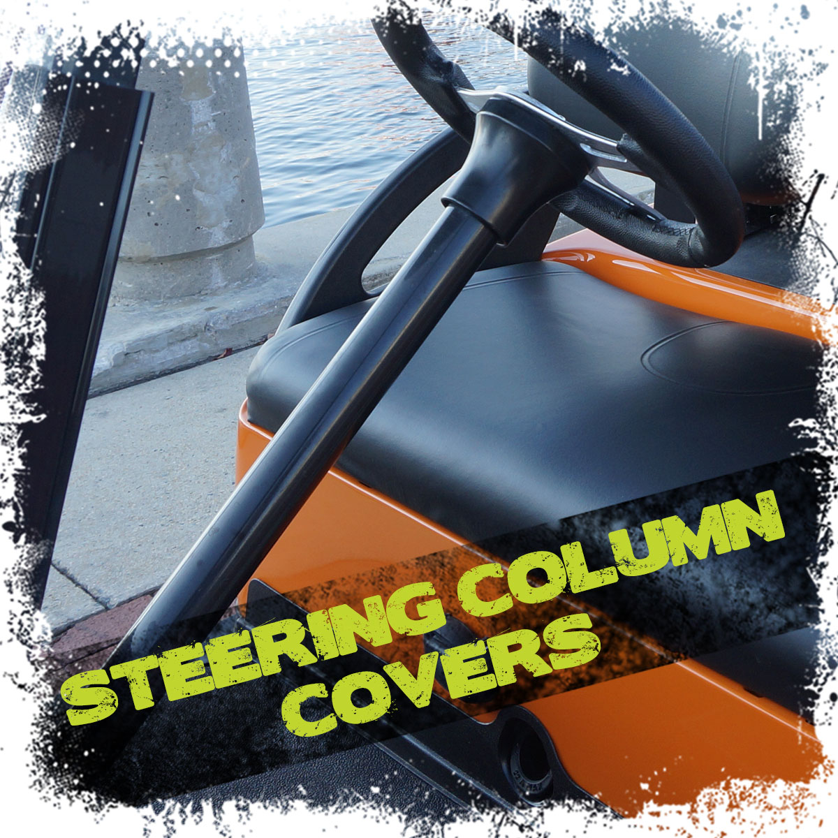 Steering Column Covers